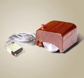 1ere souris d'ordinateur